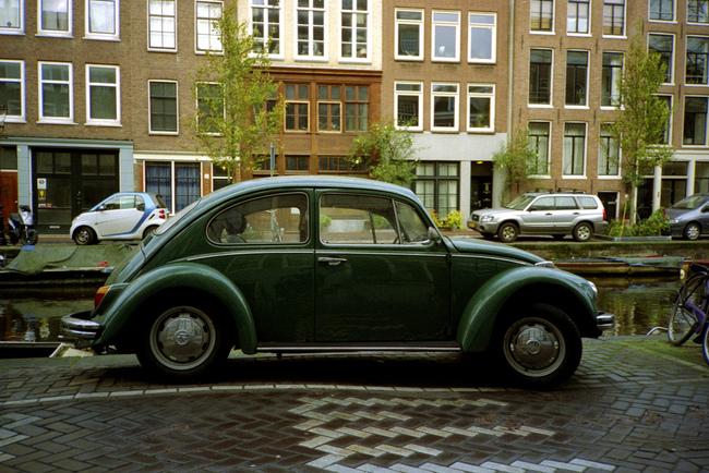 coche clasico Holanda 03