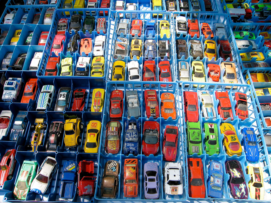 collecion hot wheels