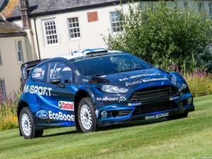 Ford Fiesta RS WRC 2014