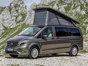 Mercedes Clase V Marco Polo Activity  2014