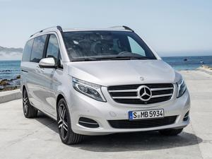 Mercedes Clase V Avantgarde 2014