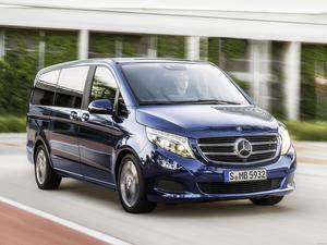 Mercedes Clase V250 BlueTEC 2014