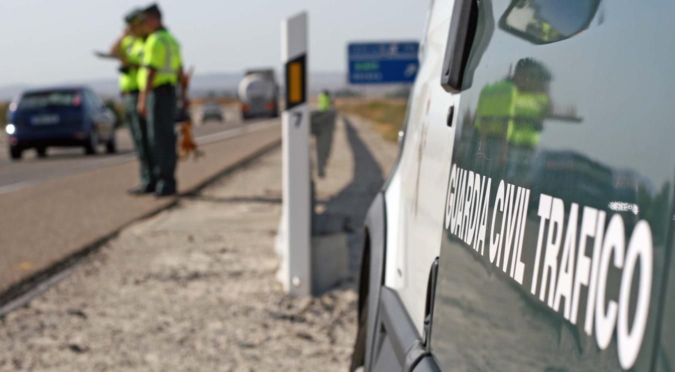 multas guardia civil trafico