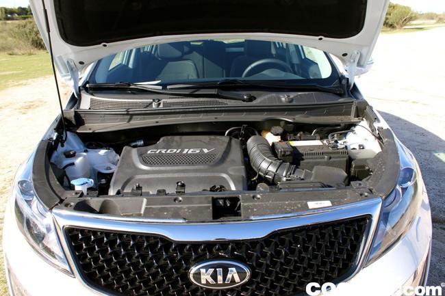 prueba KIA Sportage 2014 30