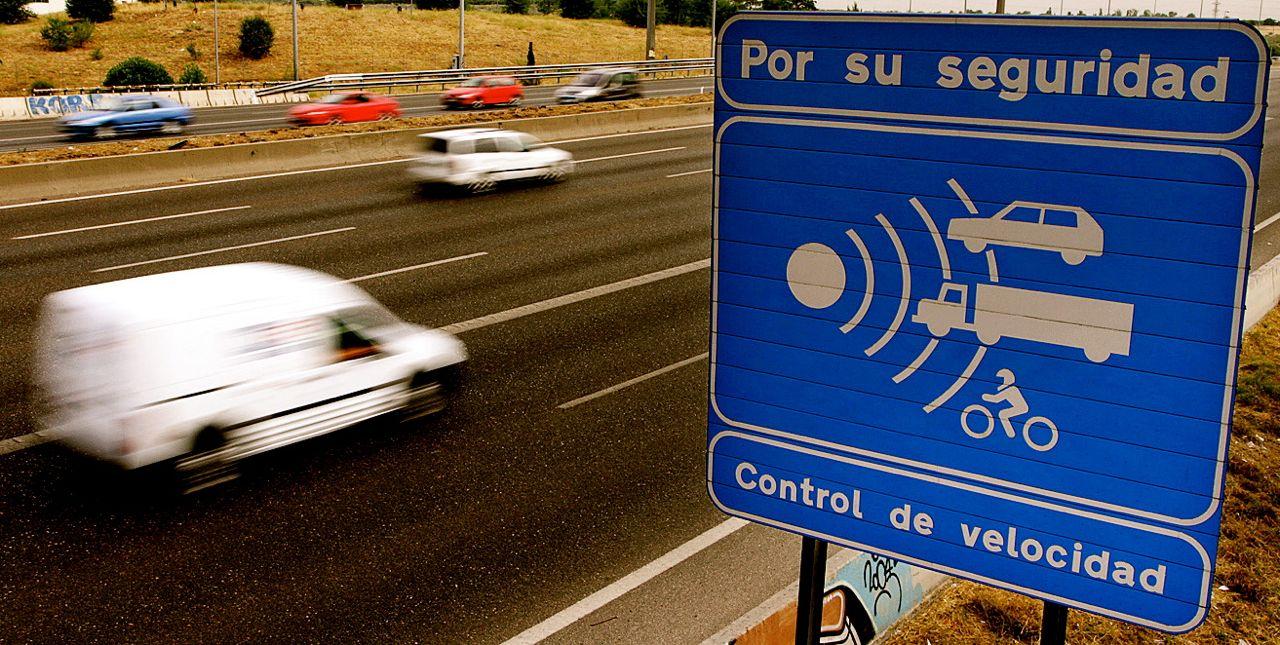 radar fijo trafico
