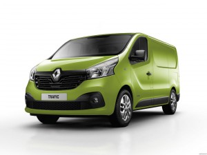 Renault Trafic Furgón 2014
