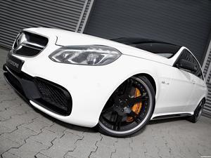 Wheelsandmore Mercedes E63 AMG Seven 11 2013