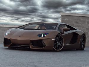 Wheelsandmore Lamborghini Aventador Rabbioso 2012