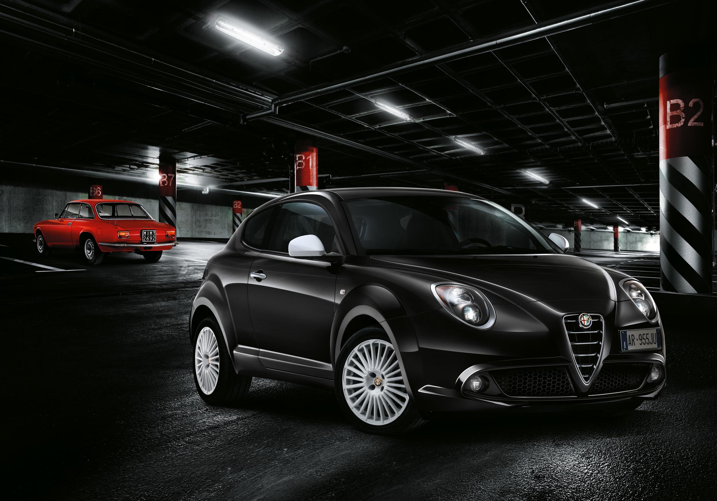 Alfa Romeo MiTo Junior 2014 01