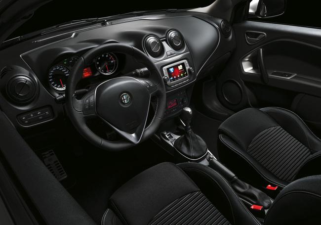 Alfa Romeo MiTo Junior 2014 interior 02