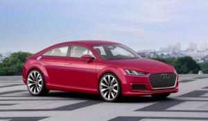 Audi TT Sportback Concept… ¿te atreves a apostar si llegará a producción?