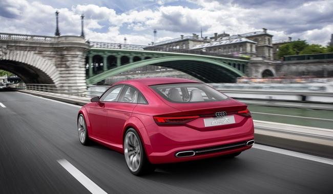 Audi TT Sportback Concept 2014 08