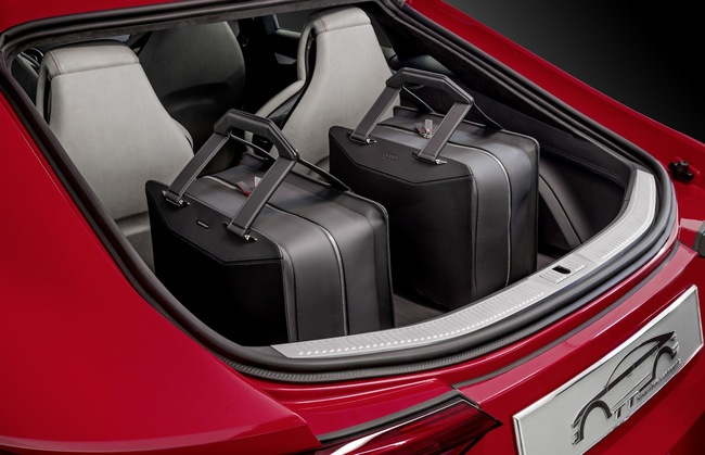 Audi TT Sportback Concept 2014 13