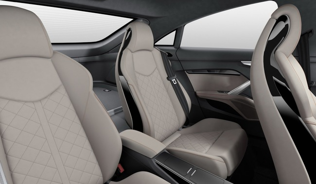 Audi TT Sportback Concept 2014 interior 03
