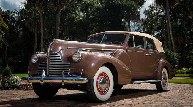 Buick Phaeton de 1940 1