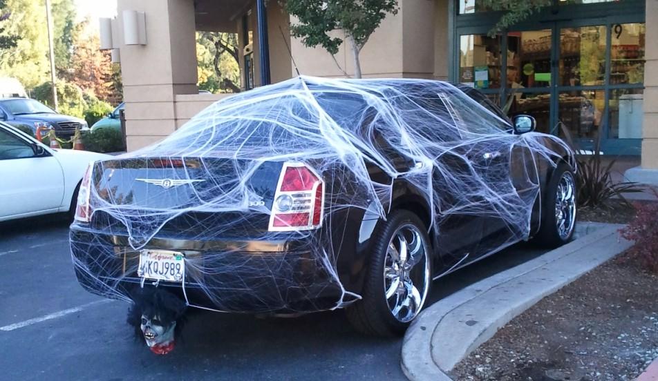 Chrysler 300c halloween