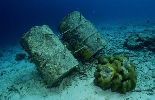 Contaminación aceite mar