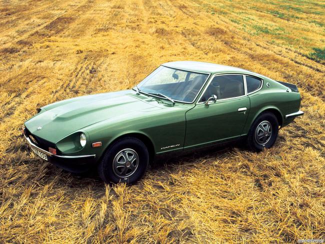Datsun 240z 1969