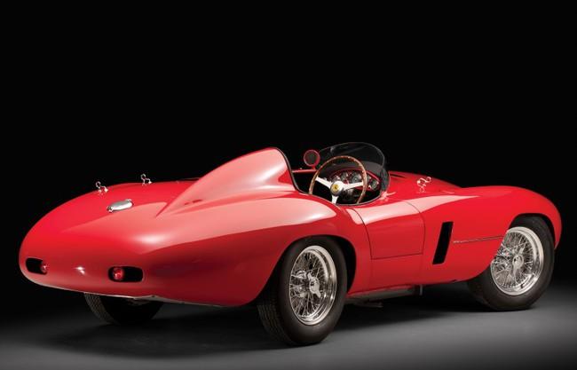 Ferrari 750 Monza Spider de 1955 1