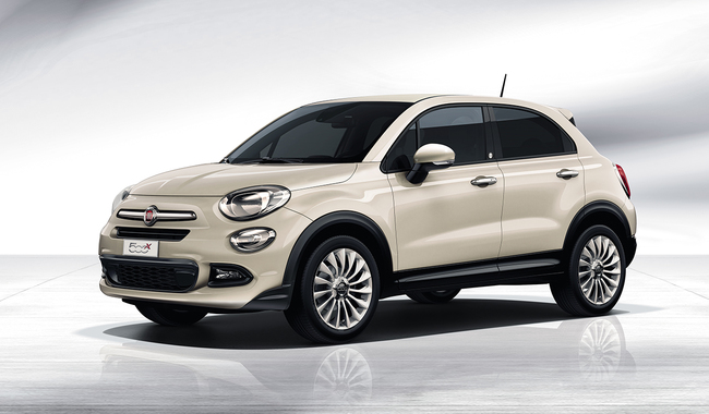 Fiat 500X Opening Edition 2014 01