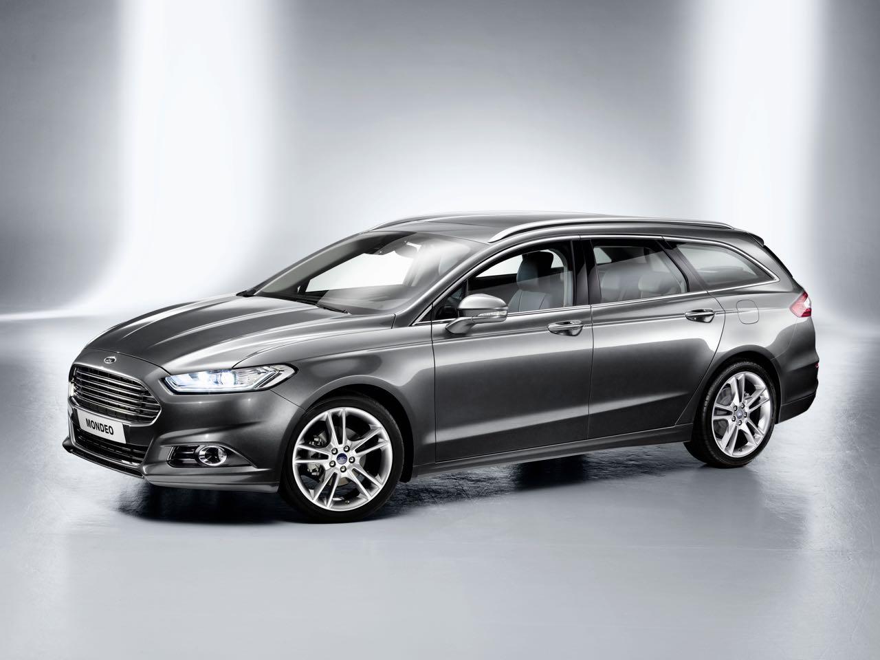 Ford Mondeo Sportbreak 2015 – 1