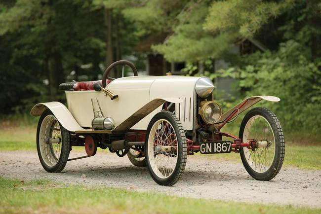 G - 1914 G.N. Cyclecar