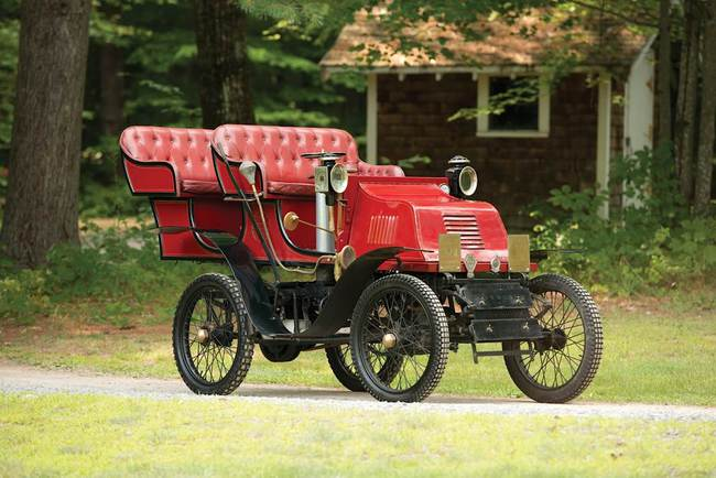 I - 1901 International Charette Double Phaeton
