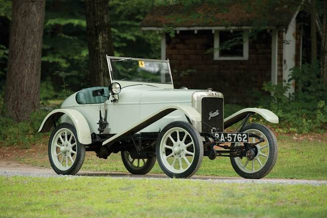 J - 1928 Jowett 7:17 Sports Racer