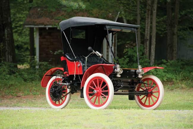 K - 1911 Kelsey Model M Motorette