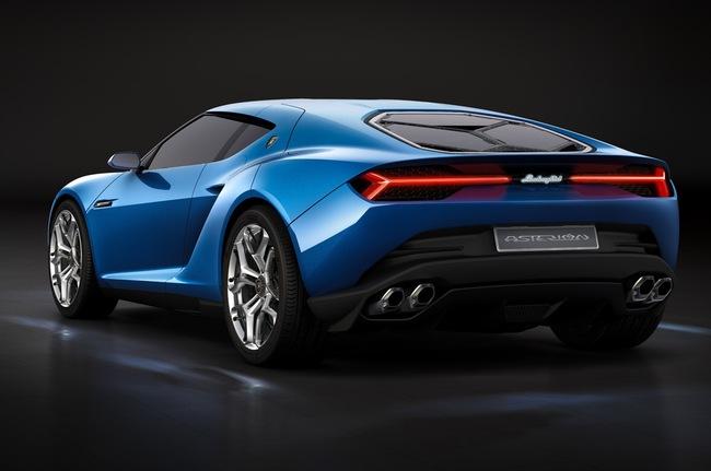 Lamborghini Asterión LPI 910-4 Concept 2014 02