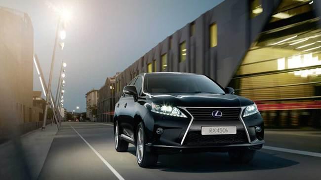 Lexus RX 25 aniversario 2014 02