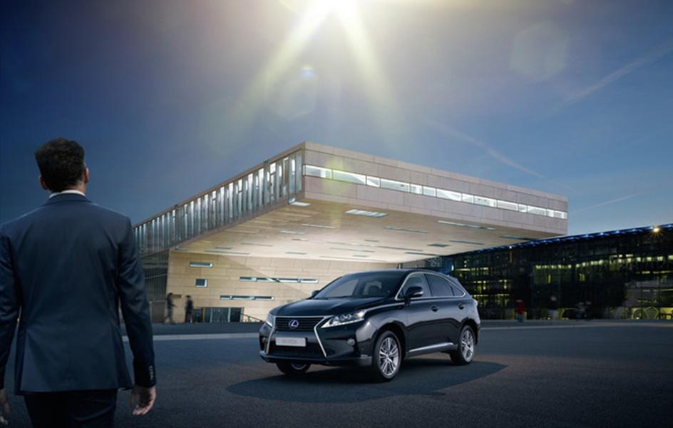 Lexus RX 25 aniversario 2014