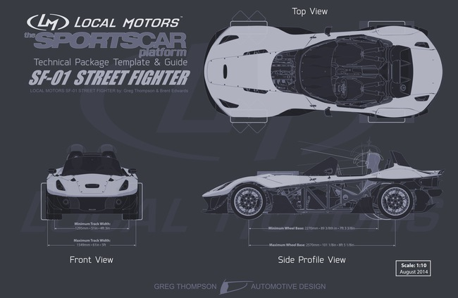 Local Motors SF-01 2