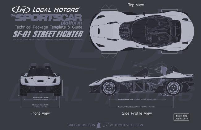 Local Motors SF-01 2