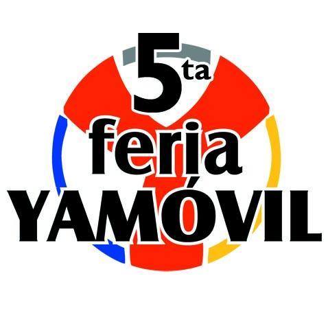 Logo 5ta Feria YAMOVIL-flat