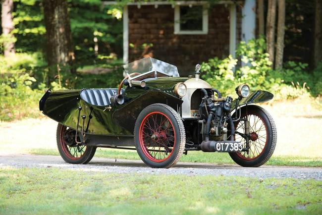 M - 1926 Morgan Aero Three-Wheeler