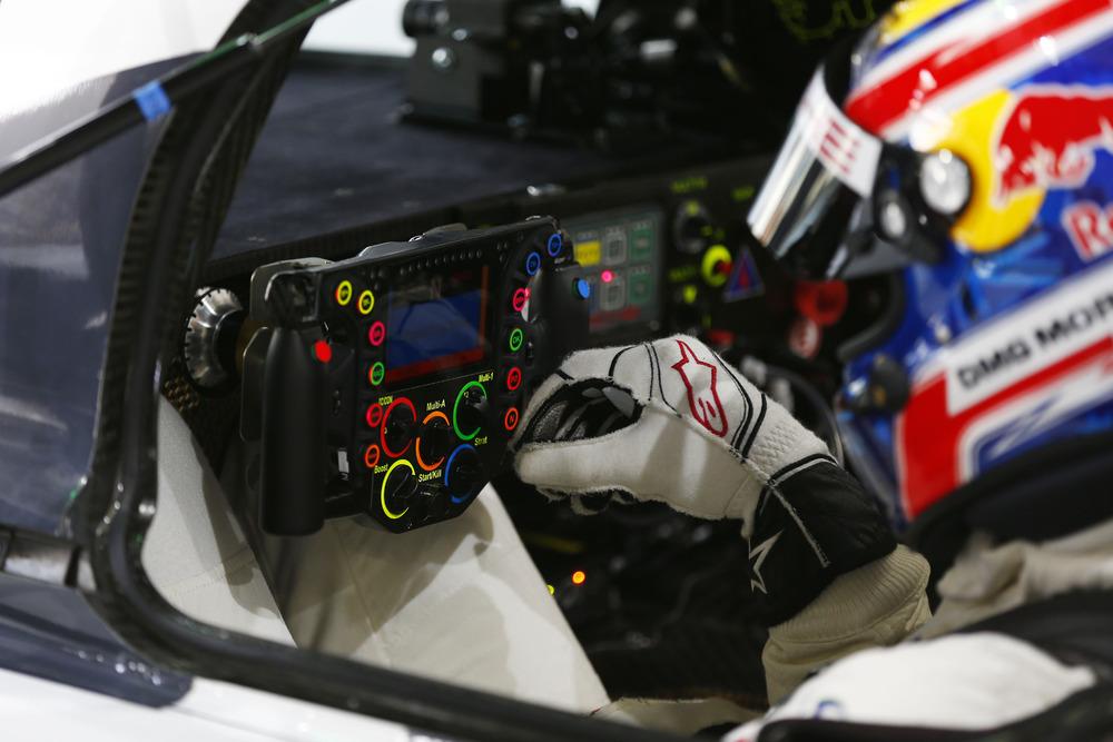 Volante Porsche Le Mans 3