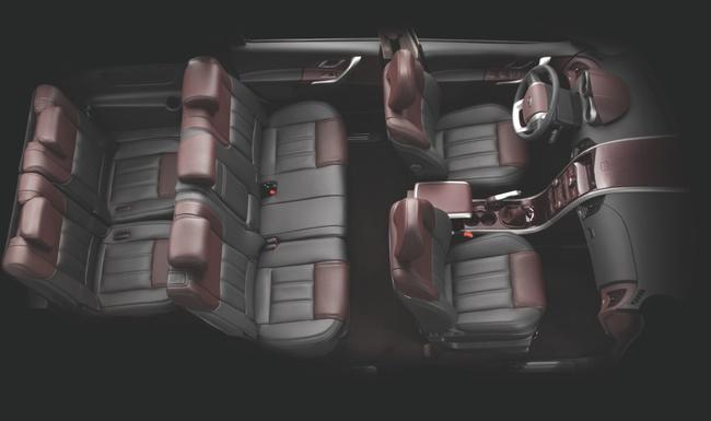 Mahindra XUV 500 2014 interior