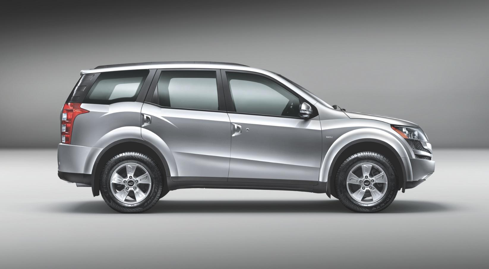 Mahindra XUV 500 2014