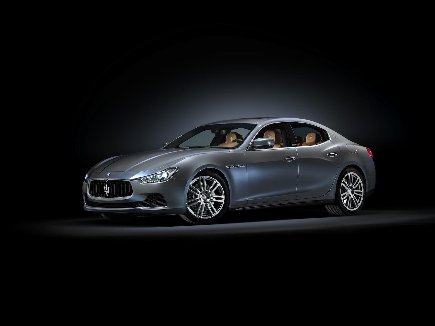 Maserati Ghibli Ermenegildo Zegna Edition Concept 2014 01