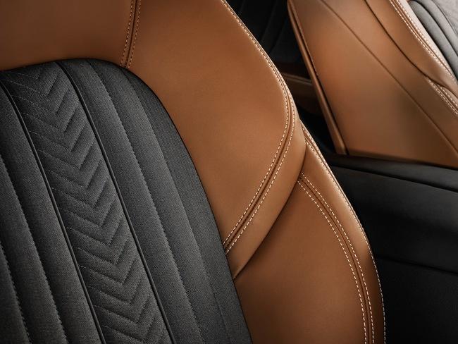 Maserati Ghibli Ermenegildo Zegna Edition Concept 2014 interior 06