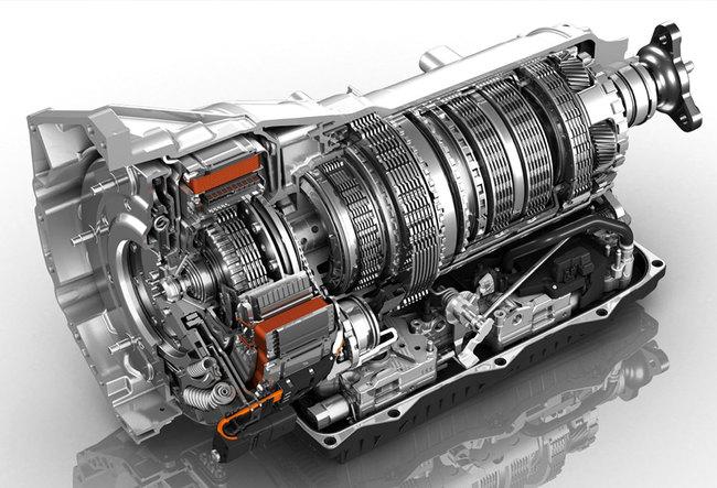Mercedes 9-GTRONIC
