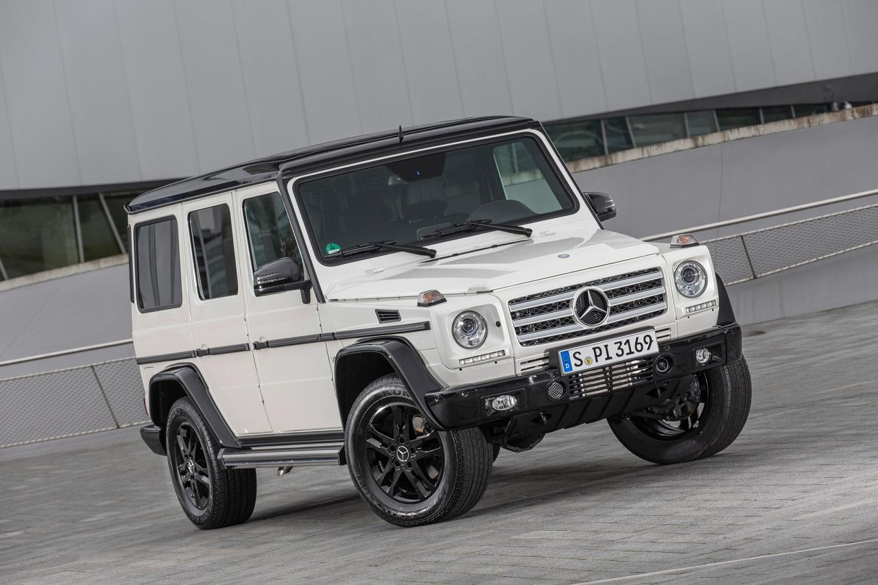 Mercedes-Benz Clase G Edition 35 Aniversario 2014 02
