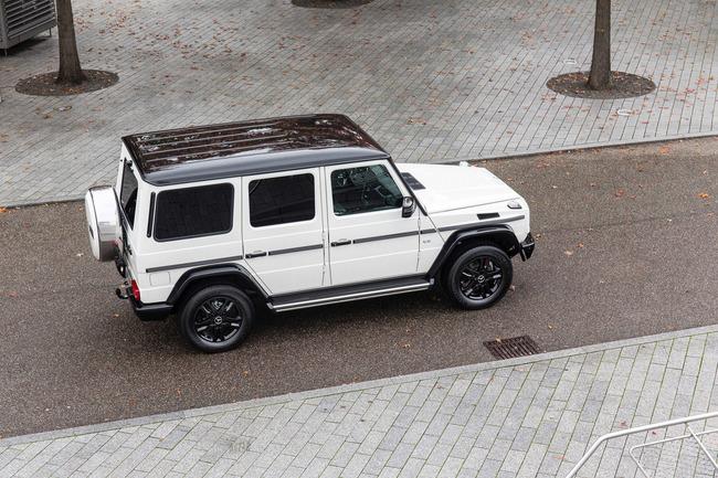 Mercedes-Benz Clase G Edition 35 Aniversario 2014 04