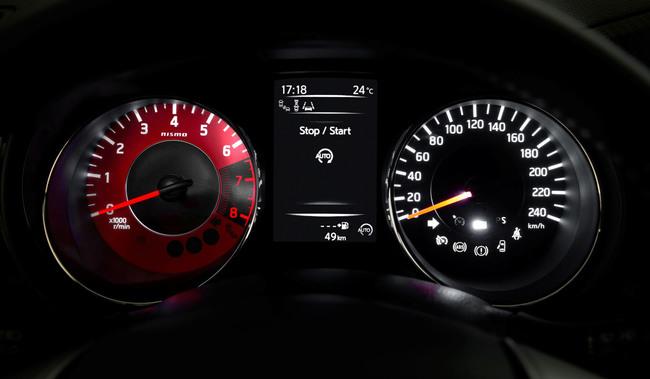 Nissan Pulsar Nismo Concept 2014 interior 04