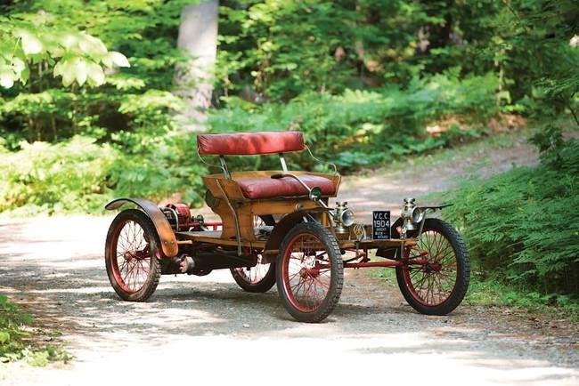O - 1904 Orient Buckboard
