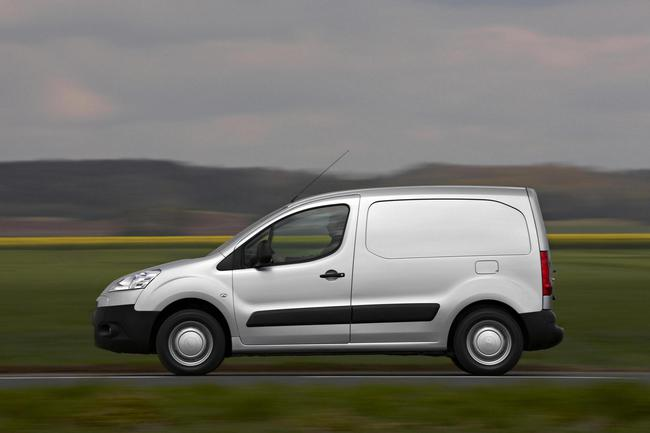Peugeot Partner Office 2014