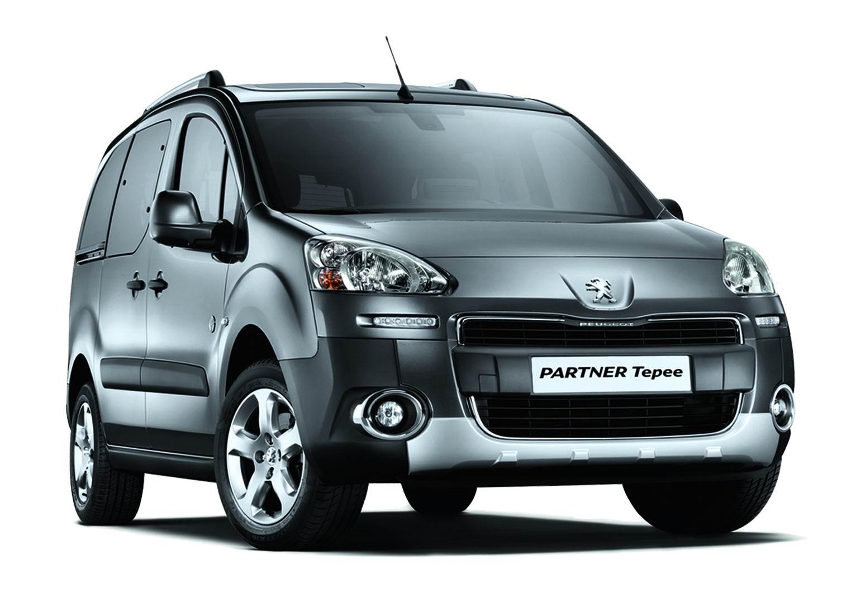 Peugeot Partner Teppe Office 2014