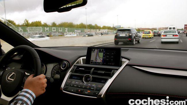 Prueba Lexus NX 300h 109