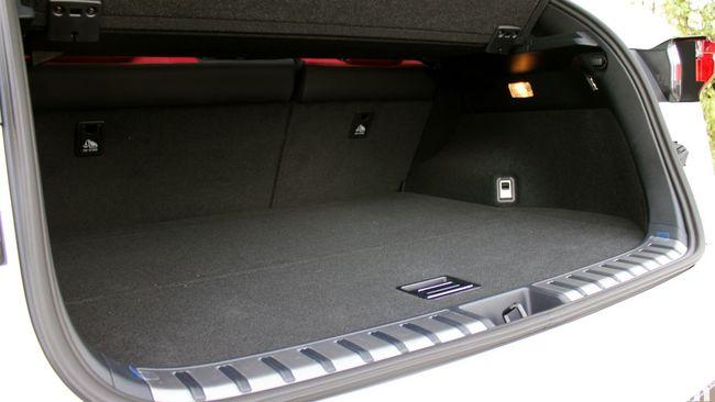 Prueba Lexus NX 300h 30